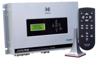 Alpine PXE-H650 Процессор IMPRINT для апгрейда штатных аудиосистем автомобилей.