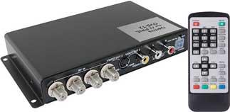 Автомобильный цифровой ТВ тюнер DVB-T2